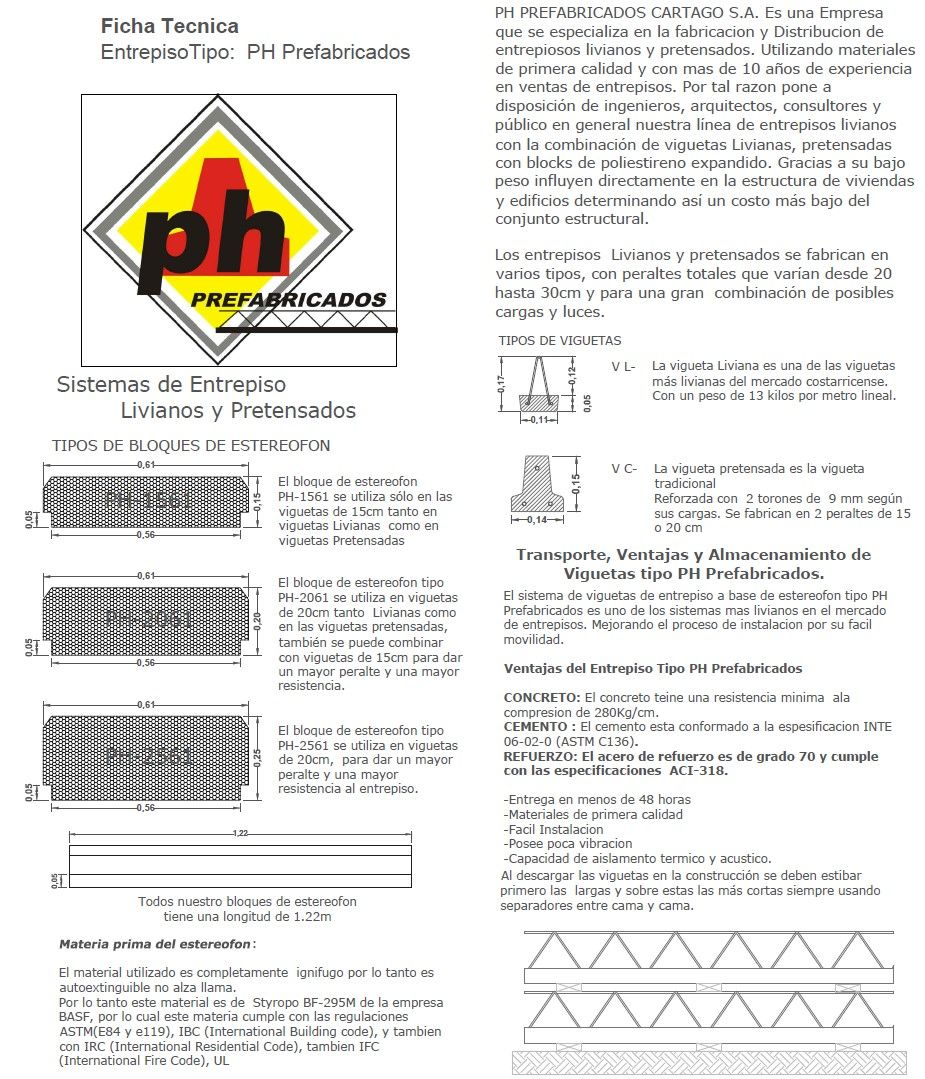 Casas prefabricadas ph prefabricados - Empresas casas prefabricadas ...
